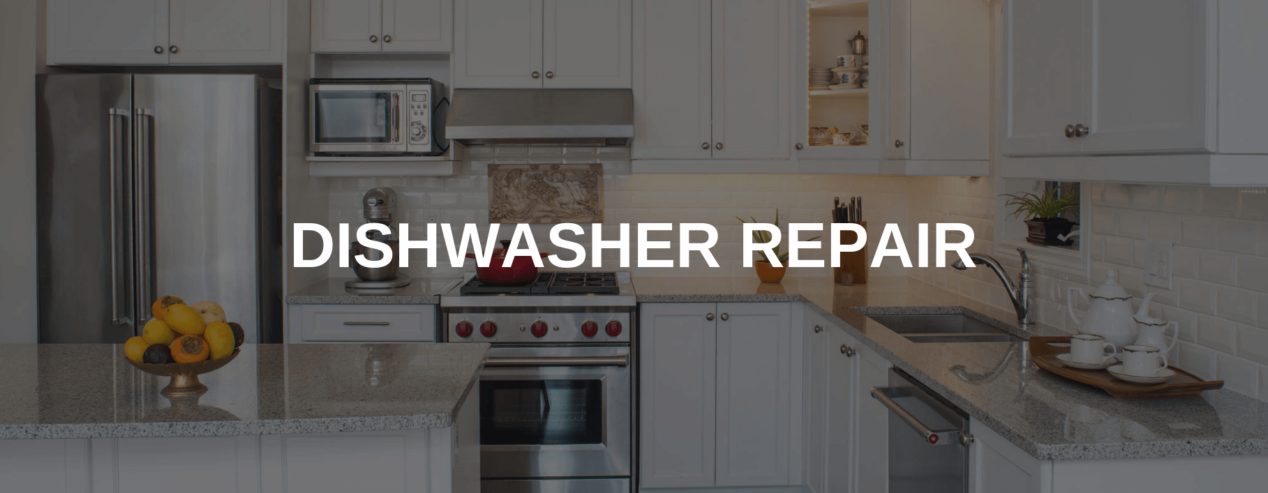 dishwasher repair thornton
